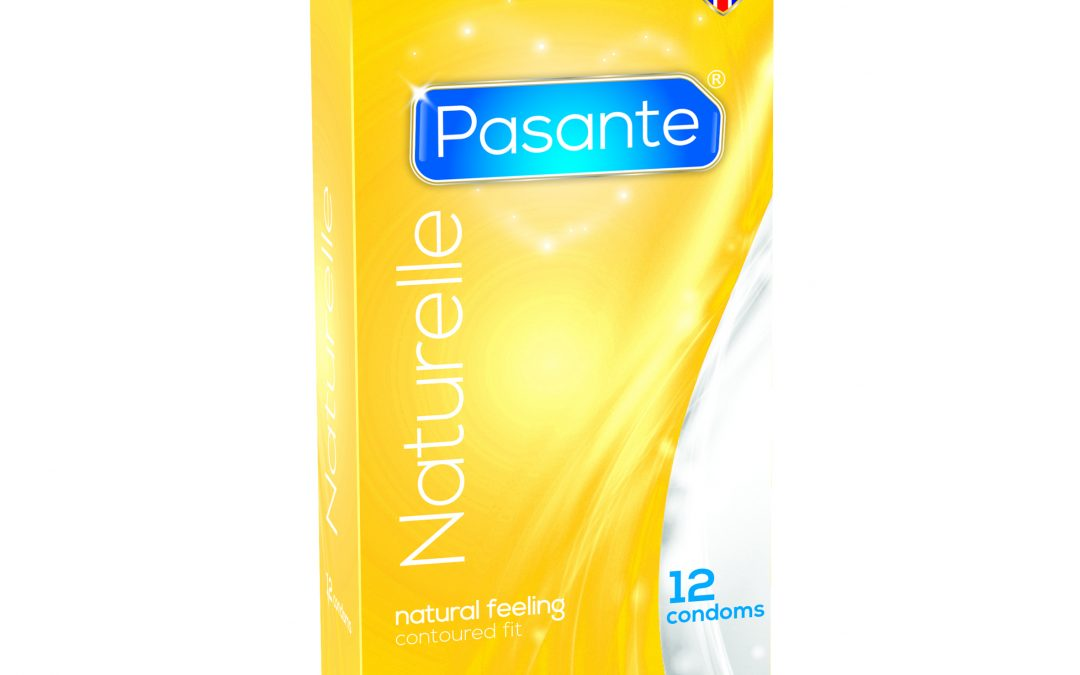 Pasante Naturelle Condom x12