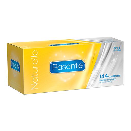 Pasante Naturelle Condom x144