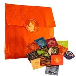 Flavoured Condoms Variety Fun Pack