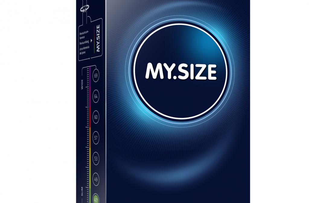 My.Size 47mm Condoms x10